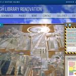 REN-ALERT: Hesburgh Library Phase 1-A Renovation begins 12/22 @NotreDame. View full Ren-Alert: http://t.co/CPIz2PQzBK http://t.co/sZudgjizGI