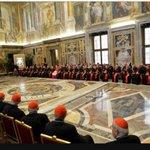 .@Pontifex Pope Francis tells Vatican Cardinals to shape up in 2015. http://t.co/GE1Nld0soU http://t.co/WTgujx5hw3 via @MiaFarrow