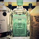 The new addition @BrightonGin made in #brighton by #gin lovers for free thinkers & good time girls & boys everywhere http://t.co/3iK7hlJlEz