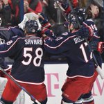 #CBJ have been finding a way to win hockey games this month, in the face of adversity --> http://t.co/4cCrlJb2w9 http://t.co/172o2Qi94X