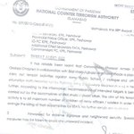 """Chilling.. Intel couldnt have been more specific MT""""@fbhutto:KP govt was warned Army School was in danger in August http://t.co/IswU2B4M6Z"""