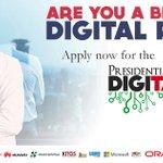 Applications open.......www.digitalent.go.ke http://t.co/RChNrLlXng
