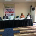Uwais led Council of the wise must get PDP and APP to abide by democratic code of conduct http://t.co/rWEVThoLuK