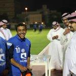 7 - 7 تمرين الفريق الهلالي الأول في جدة قبل لقاء الأتحاد #الزعيم #الهلال الصور من عدسة :@AboFahad053 http://t.co/NuyUm15iv2