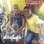 @jairoramosdj en compañía de #mamavila mujer que le dio la vida a quién #Nacioparaserleyenda #DiomedesDiaz http://t.co/RlReNID8lT