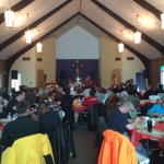 Today, we are celebrating Christmas with the men in our program. #Pittsburgh #PGH #Christmas http://t.co/oKg7wRbpU2