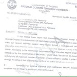 This alert warning that Pak Army Schools were under threat proves their intel is just as bad as/worse than ours. http://t.co/son3vWzkpy