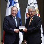 Florentino Pérez fue distinguido con las llaves de Ciudad de Panamá http://t.co/WUk9hafJjQ http://t.co/uiIvNngqpb