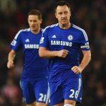 PHOTO John Terrys first #BPL goal for more than a year has put @chelseafc ahead at the Britannia #STKCHE http://t.co/GVWy1LLLAF
