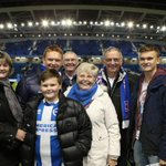 Still time to send #BHAFCFamily photo to win Hospitality at the first Boxing Day game at the Amex #SeagullsGreetings http://t.co/M5ZKRD6loQ