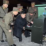"""""""Attack Is Suspected as North Korean Internet Collapses""""- @NYTimes http://t.co/Ov1ZXuaNtq """"Try turning it on & off?"""" http://t.co/ekRCrCtaW9"""