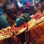 #shakeout #waffle #freshlymade @SteakoutWoking #desserts #woking #surrey #comedinewithus #steakout http://t.co/9FtNdExzLG
