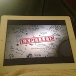 @camerondallas lying down in bed and watching Expelled for the third time ???? life is good???? http://t.co/maZKh9qUxx