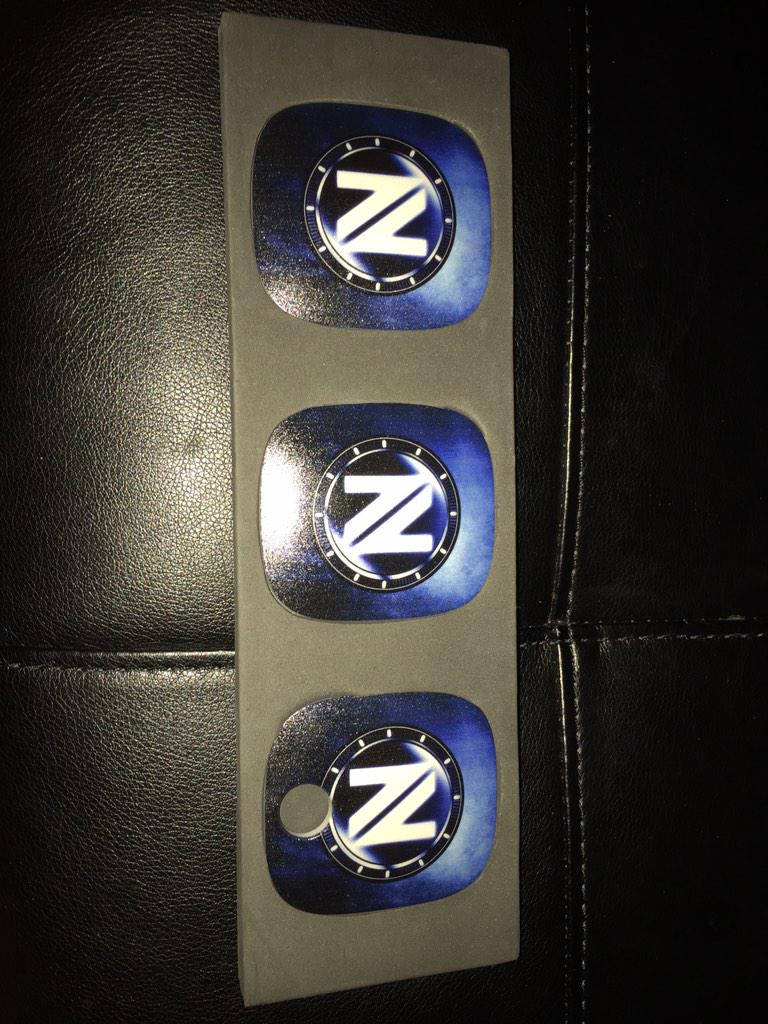 Merry Christmas! Giving away nV speaker tags! RT and follow for chance to win! Picking a winner on Xmas eve! GL! http://t.co/cE8nhAiHKo
