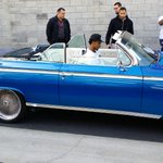 Kobes gonna key the hell out of this. RT @DuranSports: Iggy bought Swaggy this 1962 Impala http://t.co/CjcXUagv7H
