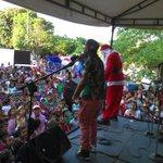 Hoy el gobierno de la transformacion realiza 7 novena en el barrio San Matón http://t.co/HdhFzNS4pu