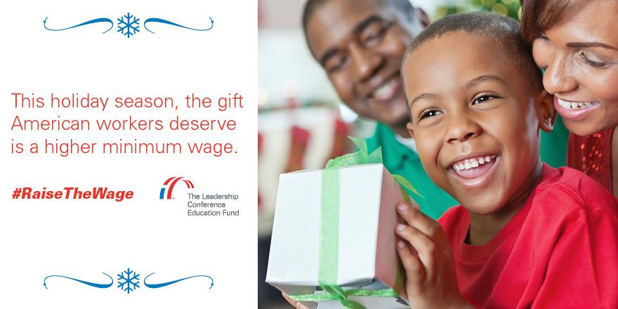 What American families really need this holiday season is a higher minimum wage: http://t.co/sBkB0AZQj2 http://t.co/3njMDXpCaU