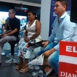 Eneida Cuadros, seguidora de Diomedes, cuenta que tiene el registro civil autenticado y 68 cuadros de El Cacique http://t.co/VGAbNhsFHC