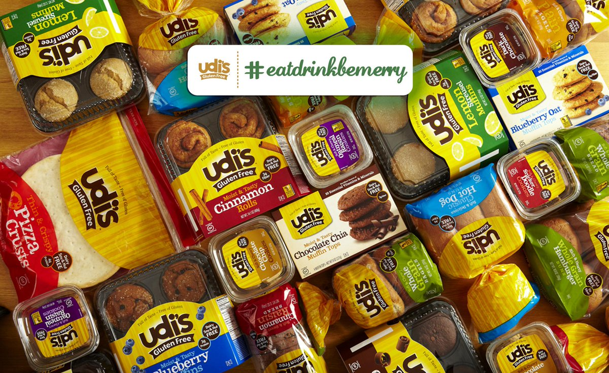 If you won a #FREE Udi's Product Coupon, what would you get? #RT for the chance to #win just that! #eatdrinkBEMERRY http://t.co/S80fsPuXiD