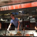 #Anselfromchipotle http://t.co/5qUG1o7bwU