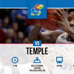 See ya in an hour on @ESPN 2. #kubball http://t.co/0H6z90LXU3