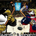 Your Pittsburgh Penguins face off against the Florida Panthers- Its a Great Day for Hockey! #Pens #LetsGoPens http://t.co/5bJk1SQL7a