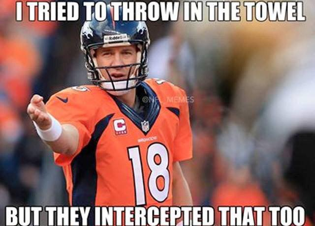 In a primetime game, Peyton Manning made more mistakes than Andy Dalton. I can't believe it either. #DENvCIN #WhoDey http://t.co/hKz6KVLChy