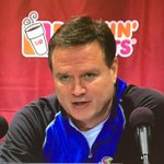 """Bill Self - """"We have been exposed. Its hard to make alpha dogs in 3 days over Christmas."""" #kubball #KUCMB http://t.co/Tkp2FYQZGX"""