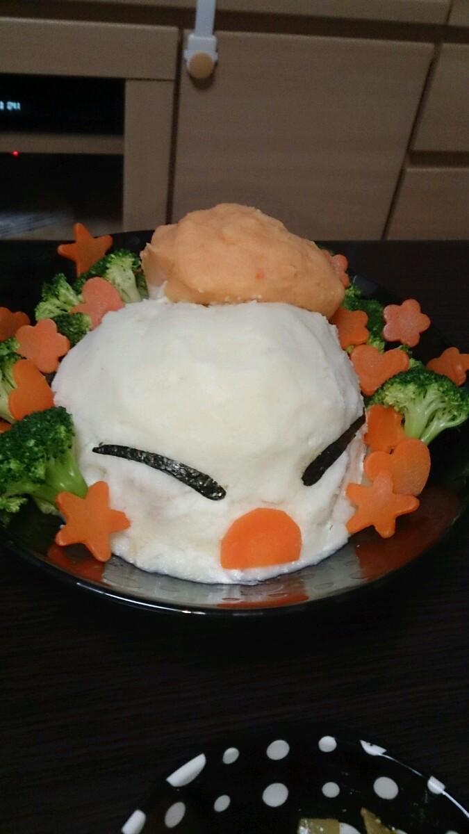 クリスマスだからと食卓にモーグリが並んだ #FF14 http://t.co/ikTg85IiG1