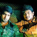 RT @SonyMusicSouth: The official trailer of the super galaata duo @Udhaystalin & @iamsanthanam starrer #Nannbenda is coming soon!Excited? h…
