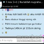 Hi @barabiru2008 , Mau TAMBAH TINGGI 3-15cm dlm 1 bulan? Follow @Amazing_Herbal ya! PIN 26924002 / 083820090007 http://t.co/zwr6oq7BkN