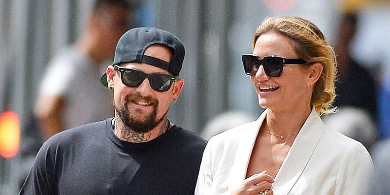 ICYMI: Cameron Diaz and Benji Madden are engaged!