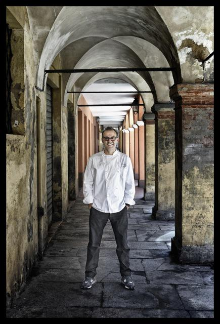 """""""No plan to move to London"""" says @massimobottura - he explains why 2015's focus is Italy: http://t.co/R0WYveqq07 http://t.co/VMm2rmQ6eU"""