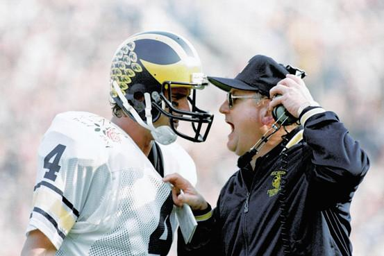 Born on this day in 1963, Jim Harbaugh  #goblue   Happy Birthday Harbs http://t.co/AFGlSoLH2t