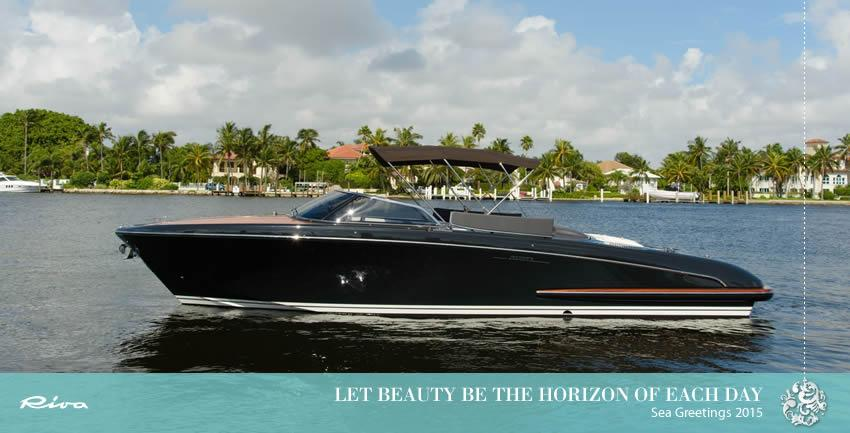 unique style and design... simply Riva #Yacht 27' Iseo http://t.co/MSY93lnQFS