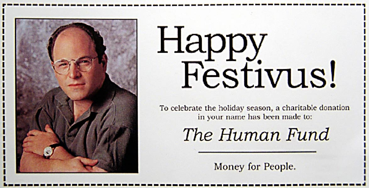 For the rest of us. #festivus #seinfeld http://t.co/XyoT67x6Lr