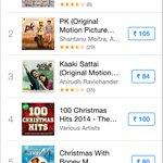 RT @ashokparwani: No 1 on iTunes All India Charts Nannbenda (OST) -  by Harris Jayaraj https://t.co/gRkbYLS0a6 http://t.co/7ljTINCM3W