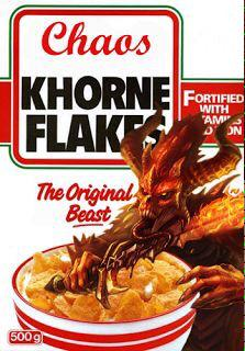 Breakfast of champions of chaos. http://t.co/D8ByPJFIrM