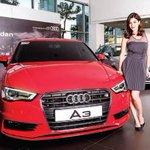 RT @PhilippineStar: .@annecurtissmith's stylish, new ride: The World Car of the Year, Audi A3 | http://t.co/WdorU6Mrgj