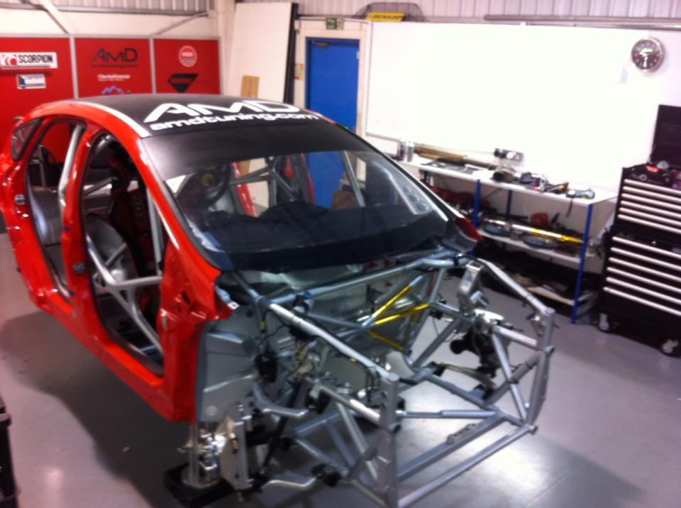 Starting to come together ready for the Autosport Show in January. #ASI http://t.co/CAdujRUYN5