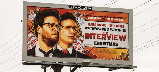"""FREEDOM PREVAILS! """"The Interview"""" to continue showing. 