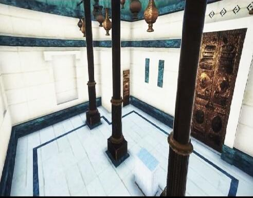 Ruangan Dalam Kabah - AnekaNews.net