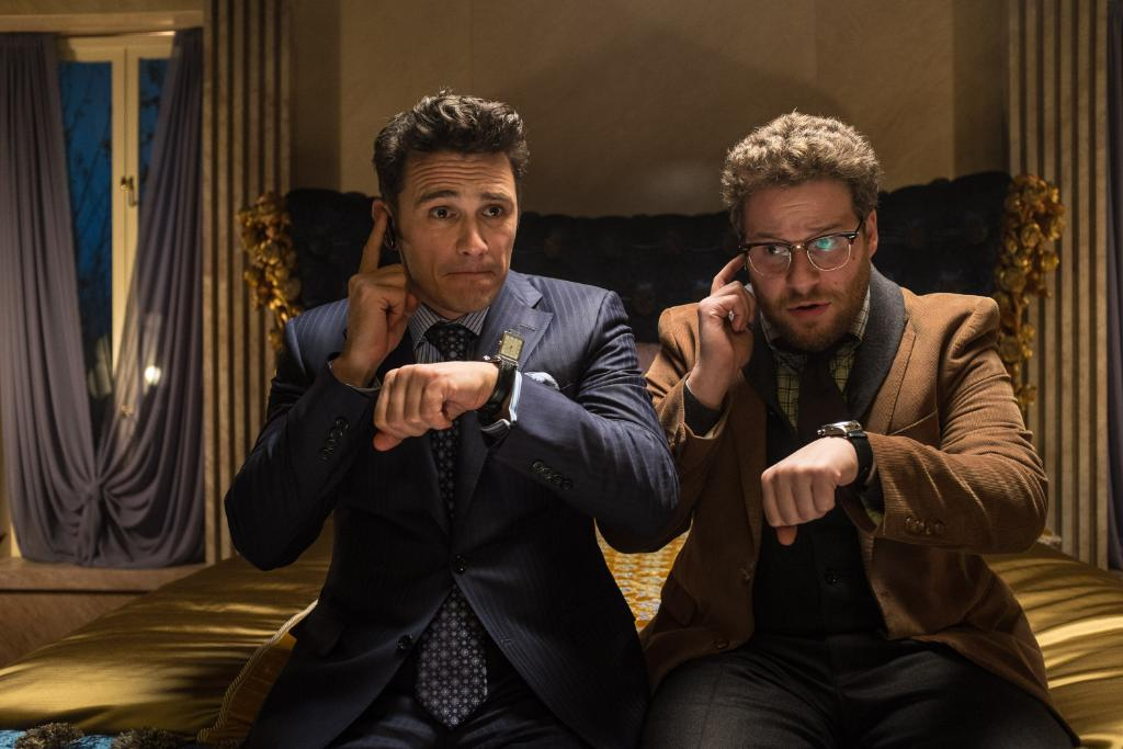 #TheInterview is available today on #XboxVideo and on http://t.co/z0Uqvv6A3m. http://t.co/mnDwPuepko http://t.co/FYlq2INWeJ