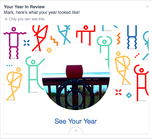 how to create year in review facebook
