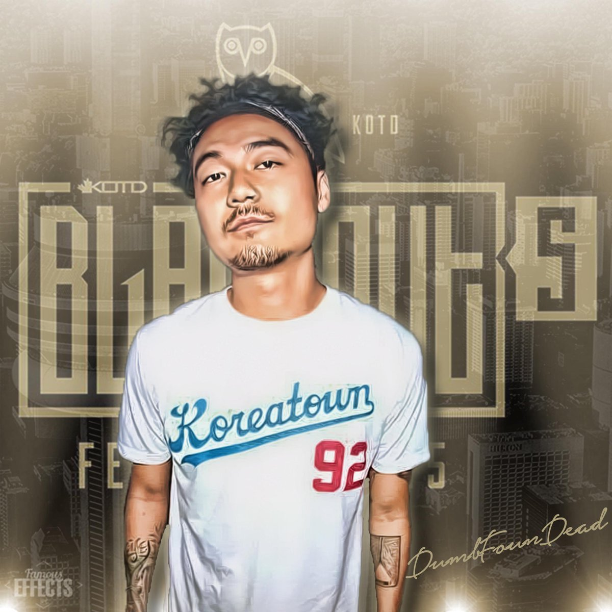 #OVOKOTD #BO5 @dumbfoundead makes his long awaited return to battling. Shouts out to @famouseffect for the graphic http://t.co/FdQgQUK8ai