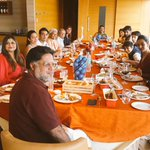 Xmas lunch with the bunch at the Courtyard Marriott Chakan Pune. Thank you @amuarora and Shakeel Ladak for a gr8 time http://t.co/o7YVVp2Zch