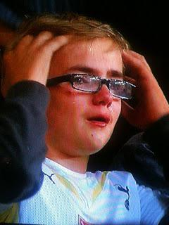 Spare a thought for children unwrapping a Spurs shirt today... http://t.co/1hiGlGFvRp