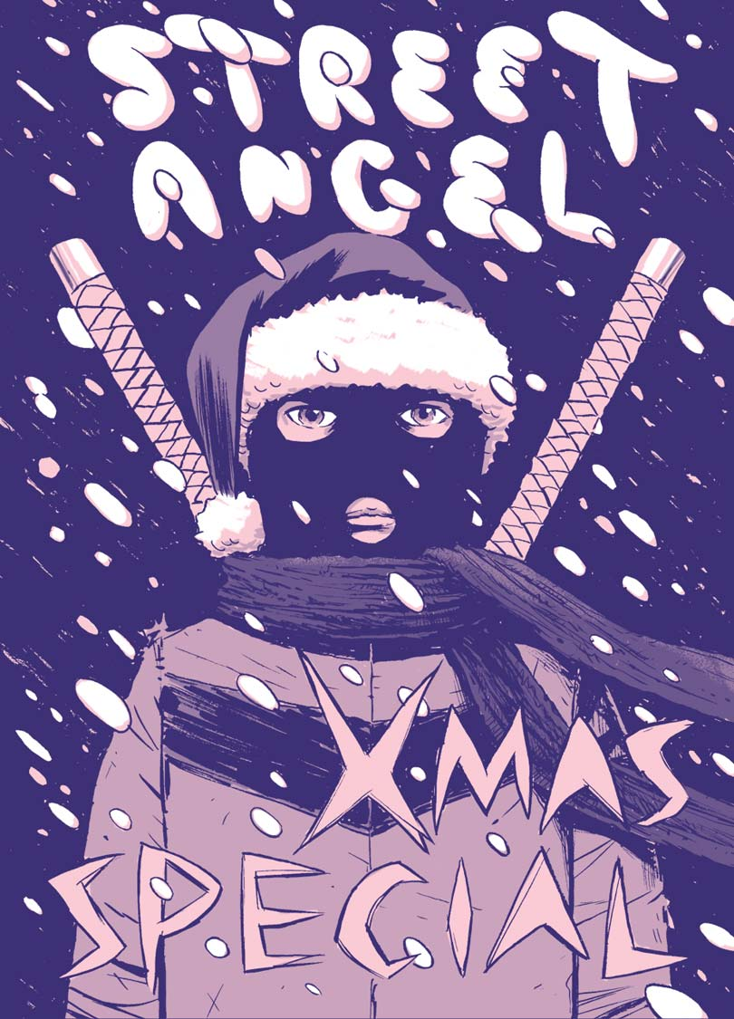 The Street Angel Xmas Special is now online - Street Angel vs. Xmas ninjas: http://t.co/xsS1x5A6w0  Merry Christmas! http://t.co/jM9UDUYxRI