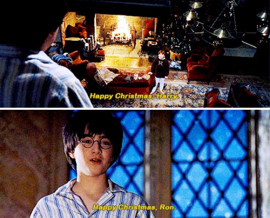 happy christmas harry happy christmas ron scoopnestcom - Happy Christmas Harry