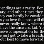 Happy endings.. Do they exist?? #foodforthought http://t.co/CM38l5RbJJ